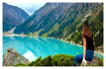 HISTORICAL CITY, KOKTOBE & BIG ALMATY LAKE TOUR (BREAKFAST & DINNER)
