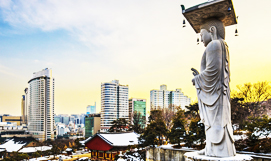 South Korea - Culturally Rich Seoul