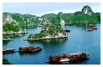 HA LONG BAY – HANOI